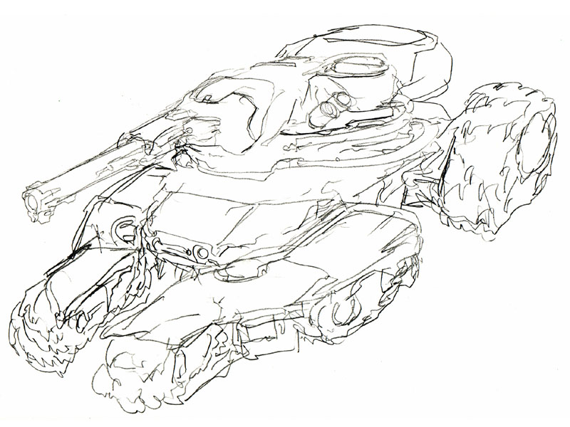 halo tank coloring pages - photo#9